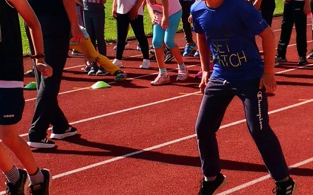 Športni dan – spoznavanje športov